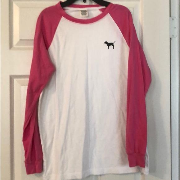 PINK Victoria's Secret Tops - Pink T-Shirt